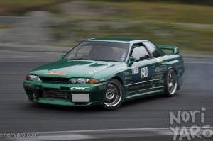 noriyaro green r32
